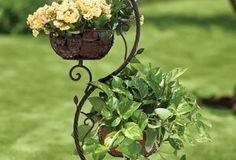Подставка для цветов (13)