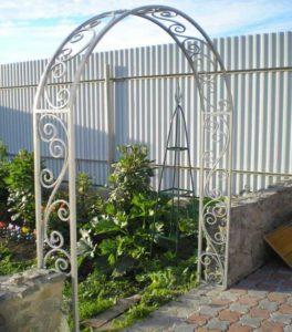 Кованная арка
